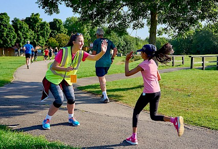 Parkrun for fun & fitness
